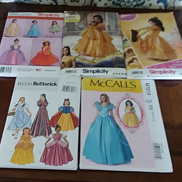 McCall/'s 7181 Girls/' Tops   Sewing Pattern